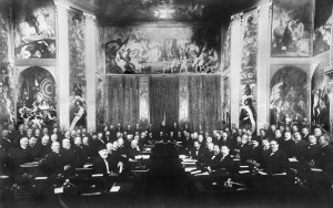 The_First_International_Peace_Conference,_the_Hague,_May_-_June_1899