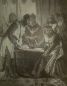 King John Magna Charta