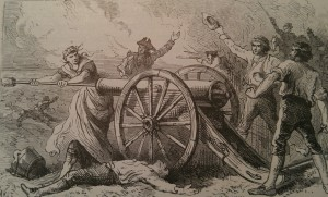 Molly Pitcher 1778