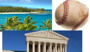 Hawaii Baseball Supreme Court