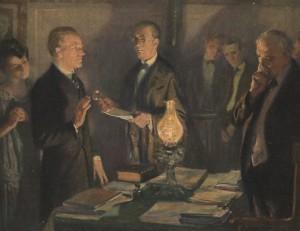 Arthur I. Keller 1923