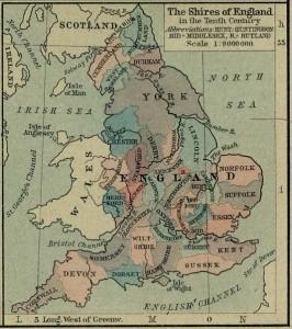 England 500-1000