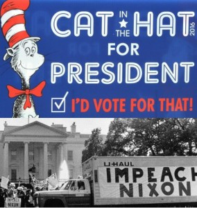 Nixon Cat In Hat