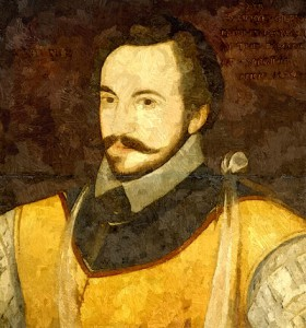 Sir_Humphrey_Gilbert_Oil Painting